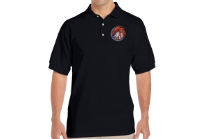 Embroidered Patch Polos