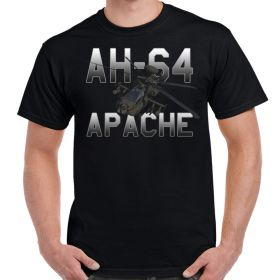 AH-64 Apache Longbow Mens T-Shirt