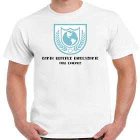 Buck Rogers Earth Defense Directorate Shirt