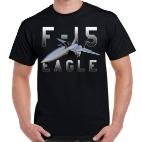 F-15 Strike Eagle Custom Men's T-Shirt