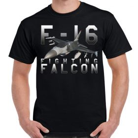 F-16 Fighting Falcon Custom Men's T-Shirt