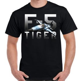 F-5 Tiger Custom Warbird T-Shirt