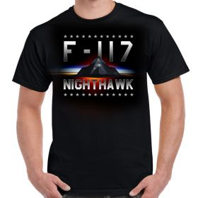 F-117 Nighthawk Color Stars Men's T-Shirt