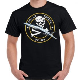 Jolly Rogers VF-84 F-14 T-Shirt