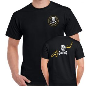Jolly Rogers VF-84 Double Sided T-Shirt