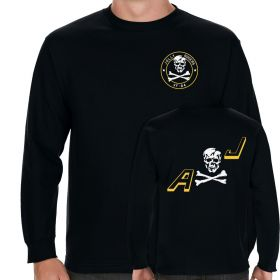 Jolly Rogers VF-84 Double Sided Long Sleeve Shirt