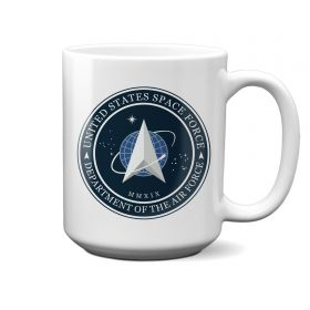 Space Force Mug 15 oz Mug