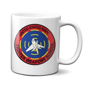 Top Gun Fighter Weapons School Mug
