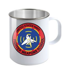 Top Gun Fighter Weapons School Camp Mug