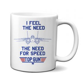 Top Gun I Feel The Need The Need 11oz Mug