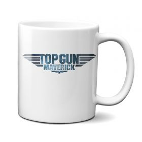 Top Gun 2 Maverick Logo 11oz Mug