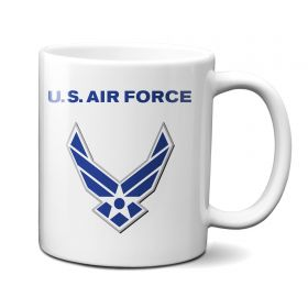 USAF Air Force Logo 11oz Mug