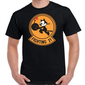 Tomcatters VF-31 Fighting 31 T-Shirt