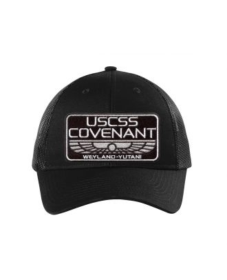 USCSS Covenant Embroidered Patch Trucker Cap