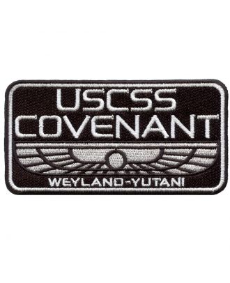 USCSS Covenant Embroidered Patch