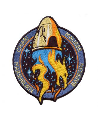 SpaceX Crew-3 Mission Patch