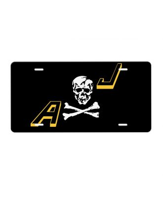 Jolly Rogers VF-84 Aluminum License Plate