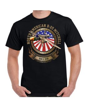 B-25 Mitchell Men's T-Shirt