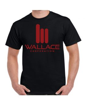 Wallace Corporation Logo Adult T-Shirt