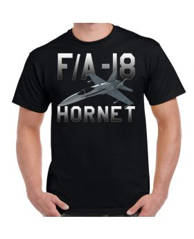 F-A-18 Hornet Custom Designed Men's T-Shirt