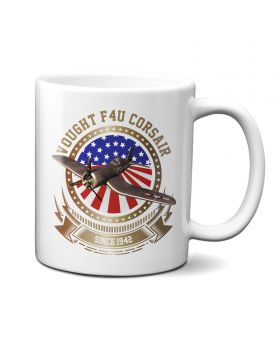 F4U Corsair Stars and Stripes 11oz Mug