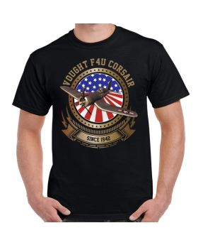 F4U Corsair Stars and Stripes Men's T-Shirt