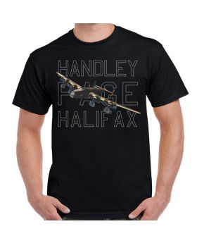 Handley Page Halifax Men's T-Shirt