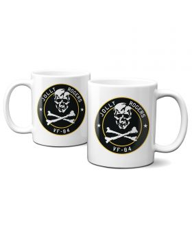 Jolly Rogers VF-84 11oz Mug
