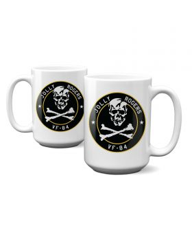 Jolly Rogers VF-84 15oz Mug