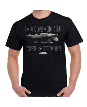 Top Gun Foreign Relations T-Shirt