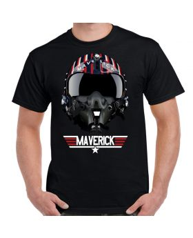 Top Gun Maverick's Helmet Call Sign Shirt