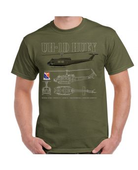 UH-1D Huey Shirt