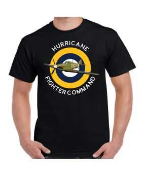 WW2 Hurricane Mk1 RAF Men's T-Shirt